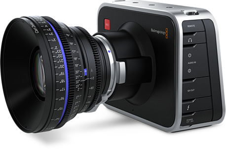 BMD Cinema Camera