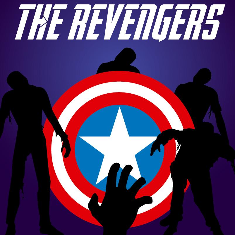 Revengers Shield