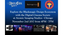 DCS presents the Blackmagic Design Ecosystem
